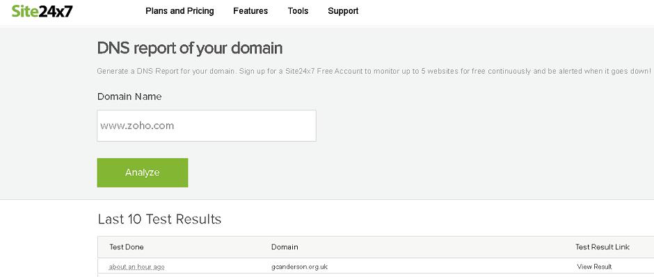 Best DNS Lookup Tools