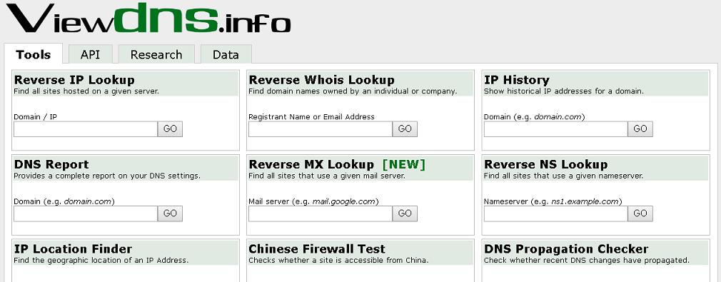DNS Propagation Checking Tools