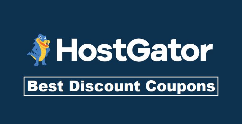 Best Hostgator Discount Coupons