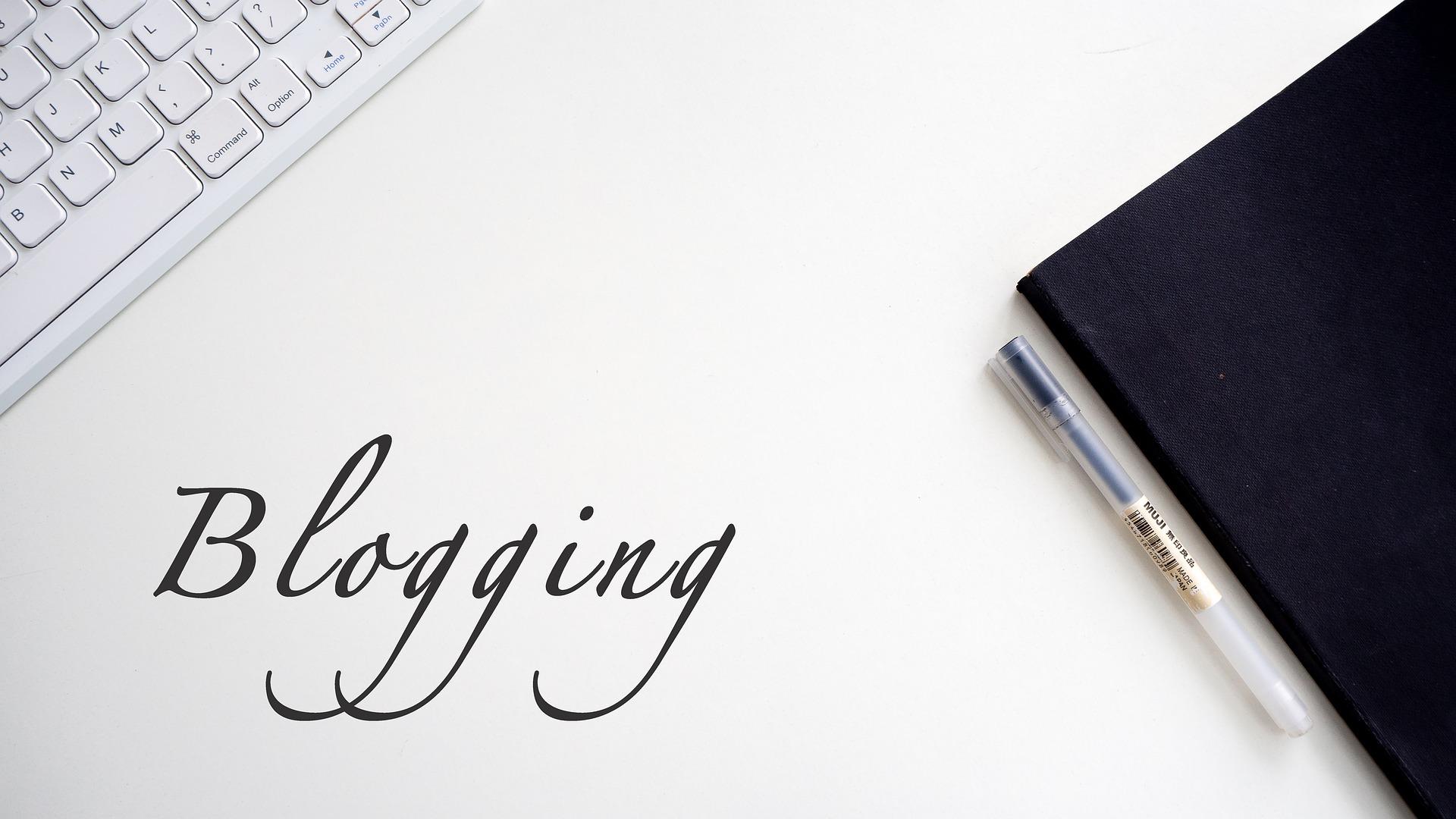 how to setup a blog