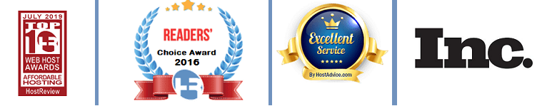 MilesWeb Hosting Awards