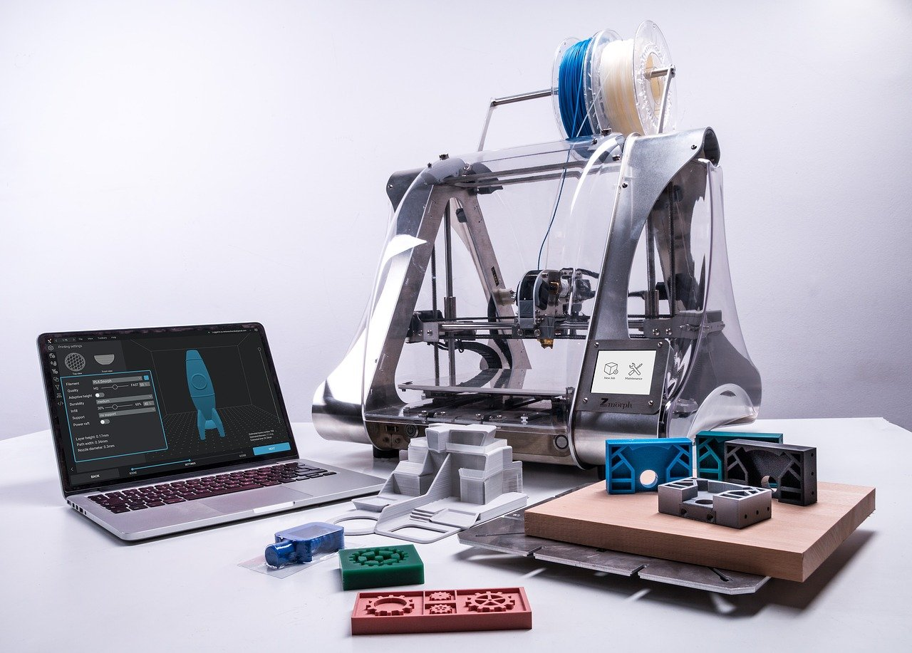 Present and Future of 3D Printing